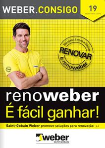 Catalogos materias de construção Belsolar Weber RENOVAÇÃO
