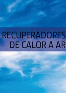 Rcuperadores de calor a ar - Solzaima_PT
