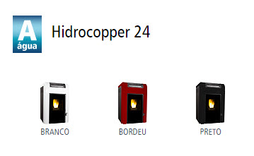 Estufas de água Hidrocopper 24 1