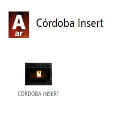 Estufas de ar Córdoba Insert 1
