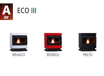 Estufas de ar ECO III 1