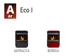 Estufas de ar Eco I 1