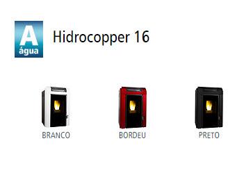 Estufas de ar Hidrocopper 16 1